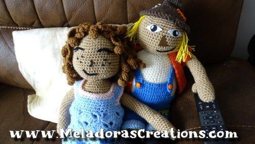 Basic Amigurumi Doll Body – Free Crochet Pattern