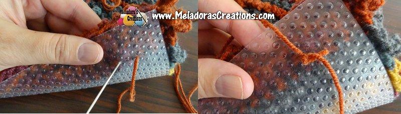 Loopy Crochet Rug – Free Crochet pattern and Tutorial
