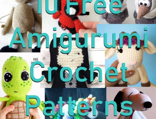 10 Free Amigurumi Crochet Patterns – Link Blast