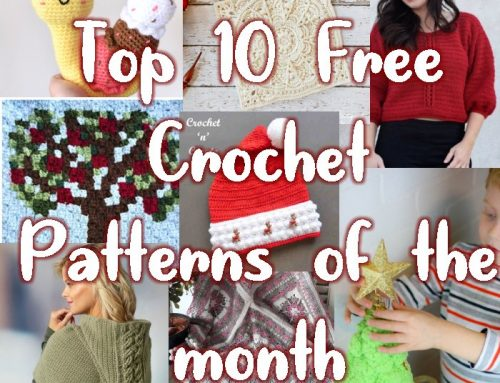 Top 10 Free Crochet Pattern Picks – Link Blast