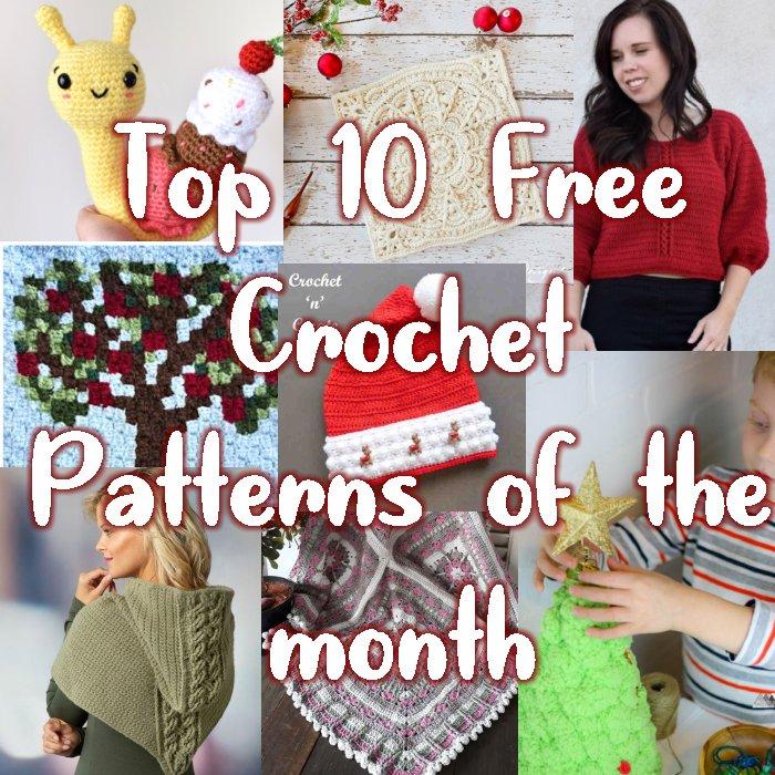 Top 10 Free Crochet Pattern Picks - Link Blast