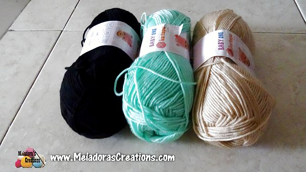 Crochet Flower Sweater CAL