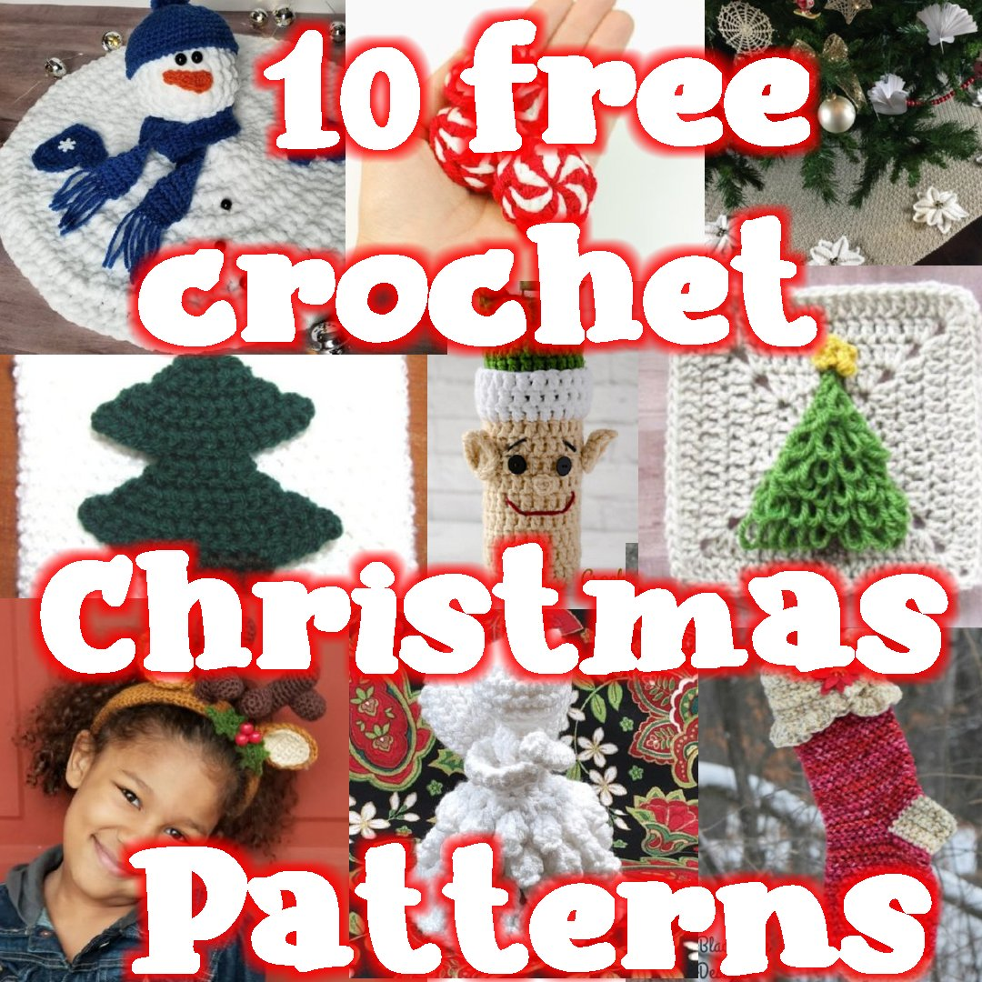 The Grinch Free Crochet Pattern • Spin a Yarn Crochet | 1080x1080