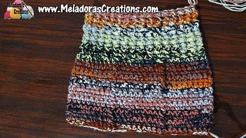 Simple Crochet Booties - Color Ideas - Free Crochet pattern & Tutorial
