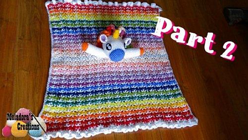 10 Free Unicorn Inspired Crochet Patterns - Link Blast