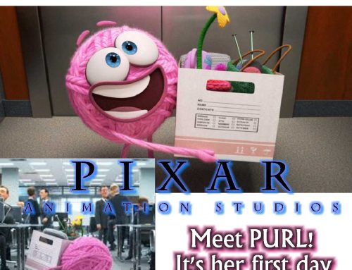 Meet PURL – Pixar Animation