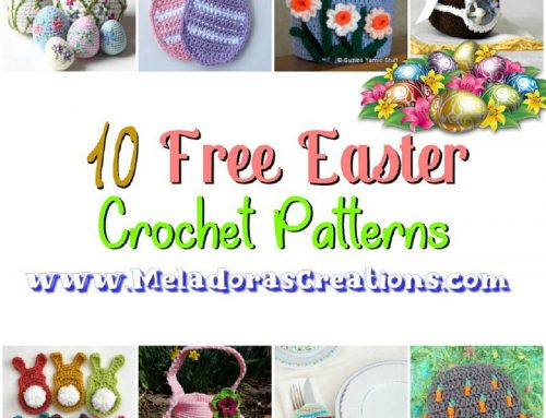 10 Free Easter Crochet Patterns – Crochet Pattern Round up Link Blast