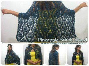 10 Free Shawl Crochet Pattern Round up - Crochet Link Blast