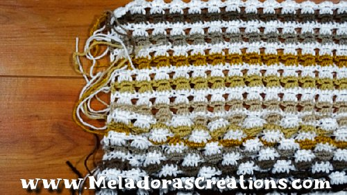 Smocking with the Angel Stitch - Crochet Technique