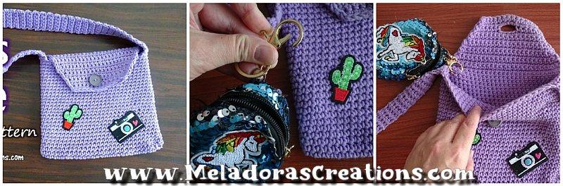 Pocket Crochet Ideas - Great crochet Summer Projects