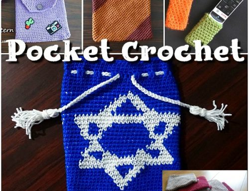 Pocket Crochet Ideas – Great crochet Summer Projects