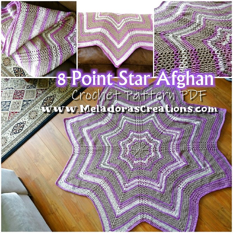 Crochet afghan Patterns
