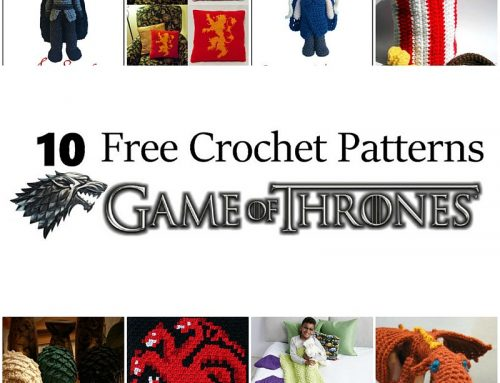 10 Free Crochet Patterns Game of Thrones – Crochet Link Blast