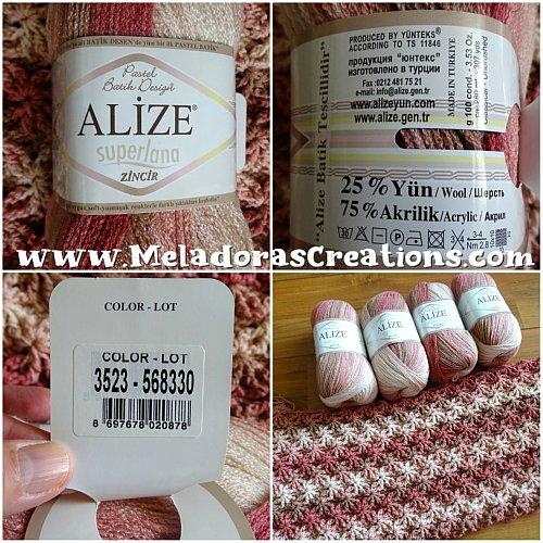 Double Sided Afghan – Free Afghan Crochet Pattern - Crochet Baby Blanket Pattern