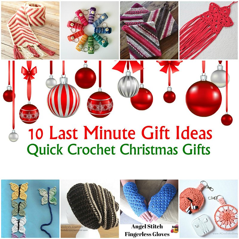 10 Last Minute Christmas Ideas - Quick Gifts for Teenagers