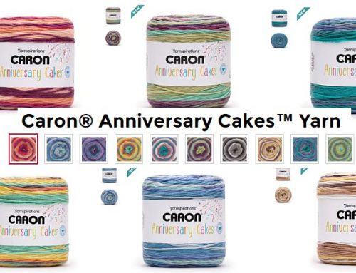 Caron Anniversary Cakes Are Out and they are HUGE