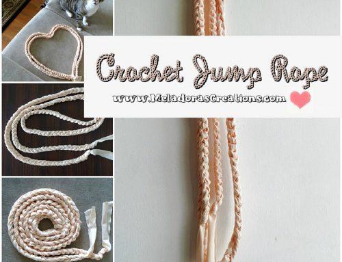 Crochet Jump Rope – Free Crochet Pattern
