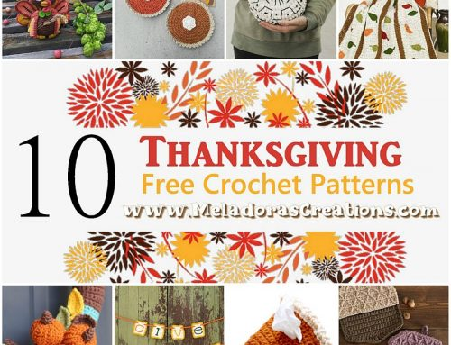 10 Thanksgiving Crochet Patterns – Crochet Patterns for Thanksgiving