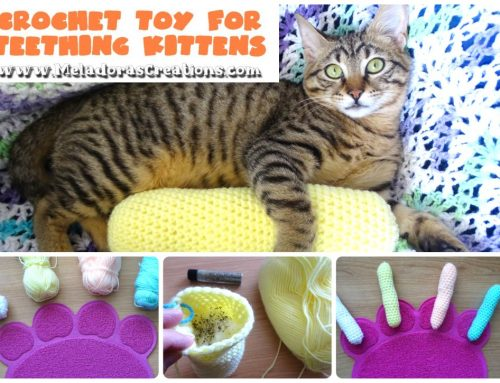 Crochet Cat Toy – Free Crochet pattern