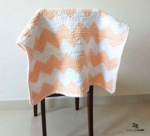 10 Free Crochet Baby Blanket Patterns Link blast